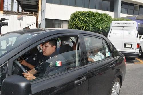 Liberan a padres de los normalistas detenidos en Morelos