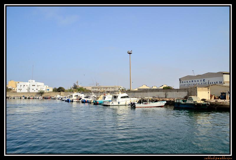 Dakar Port