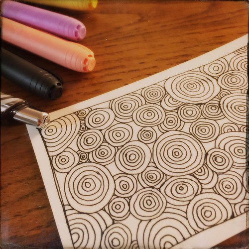 Making circles ⭕️