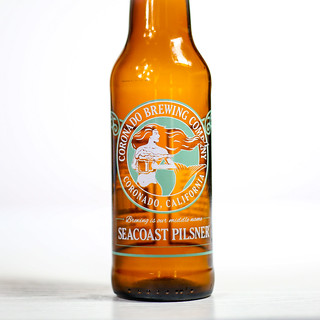 Pilsner Showdown Beers - Coronado Brewing Company - Seacoast Pilsner | by fourbrewers