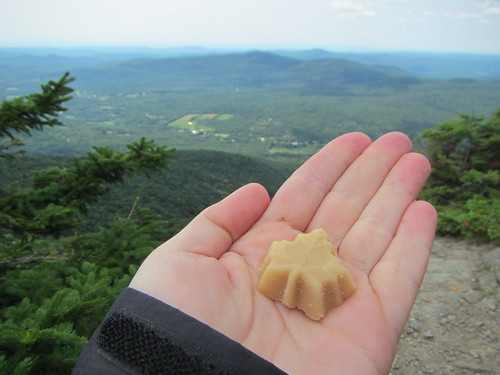 Laraway Mt. and maple candy