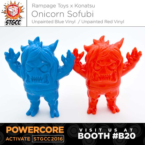 PowerCore STGCC 2016 Exclusive Releases!