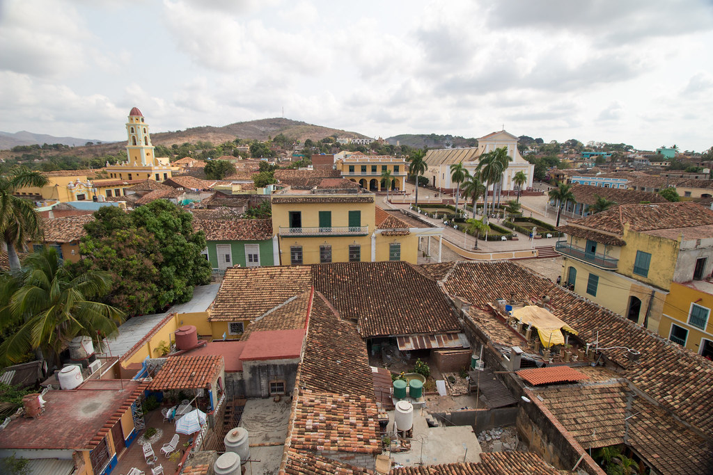 torni, Trinidad, Kuuba