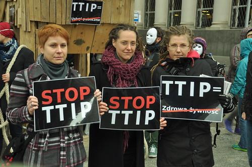 TTIP - nie dziękuję!