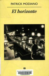 Patrick Modiano, El horizonte