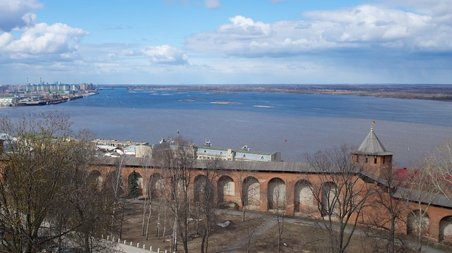 От Оки до Волги. Нижний Новгород