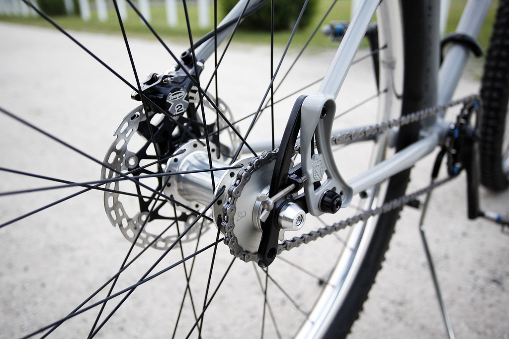 Salsa Single Speed El Mariachi Mountain Bikes Shinya Suzaki Flickr