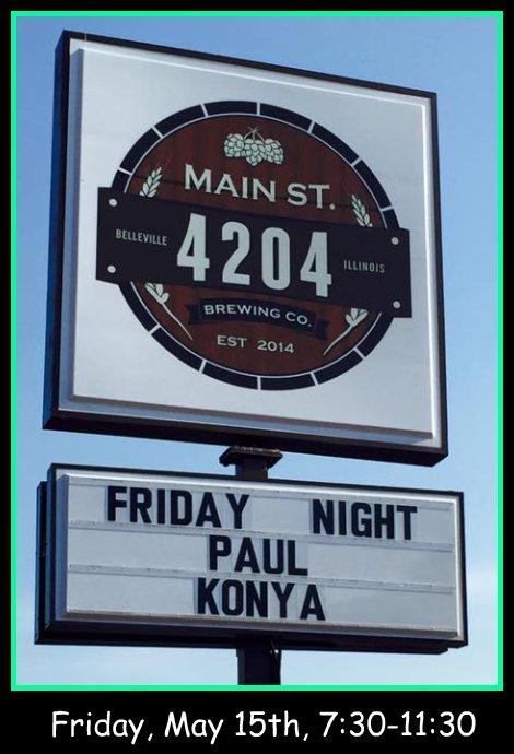 Paul Konya 5-15-15