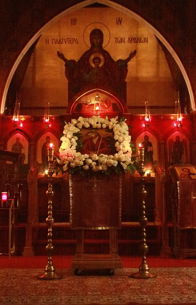 Holy Week and Pascha at St  Nicholas in Lexington, MA   Flickr