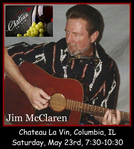 Jim McClaren 5-23-15