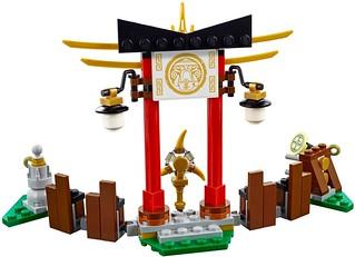 LEGO Ninjago 70734 - Master Wu Dragon