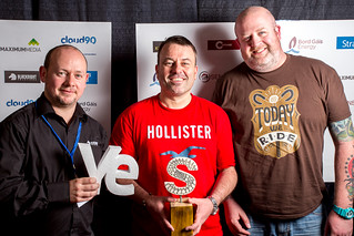 Cuckoo Events winner Best Use of Social Media by an SME Micro (5 or less employees) – Sponsored by Blacknight