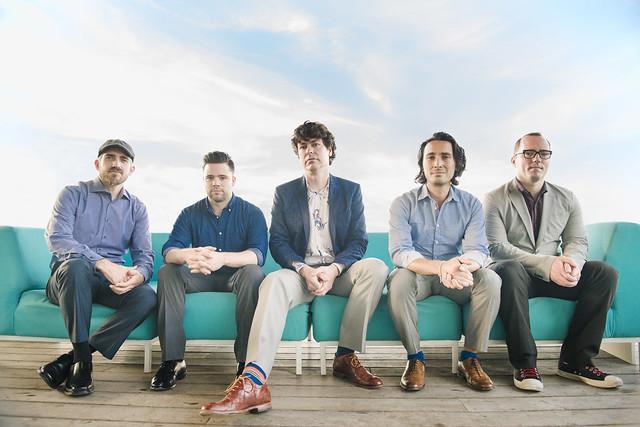 New quintet press photo by Liza Voll