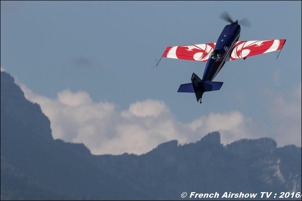EVAA , Equipe de Voltige de l'Armée de l'Air , Extra 330SC , Bunny & Orlowski ,Grenoble Air show 2016 , Aerodrome du versoud , Aeroclub du dauphine, grenoble airshow 2016, Rhone Alpes
