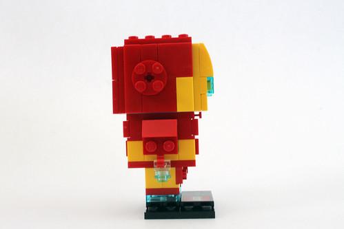 LEGO Marvel BrickHeadz Iron Man & Captain America (41492)