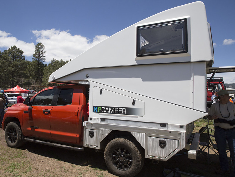 XP Camper at Overland Expo West 2016 | Toyota Magazine