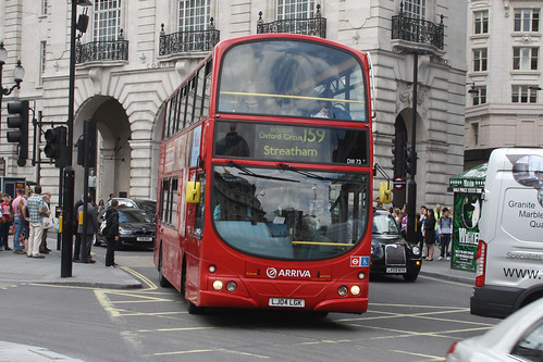 Arriva London South DW73 LJ04LGK
