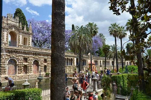 Seville's Alcazar
