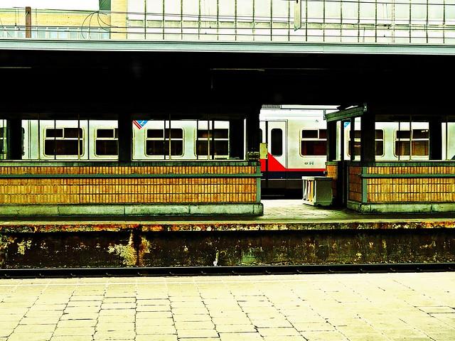 Brussels-Midi Station, Brussels, Belgium
