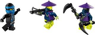 LEGO Ninjago 2015: 70731 - Jay Walker One