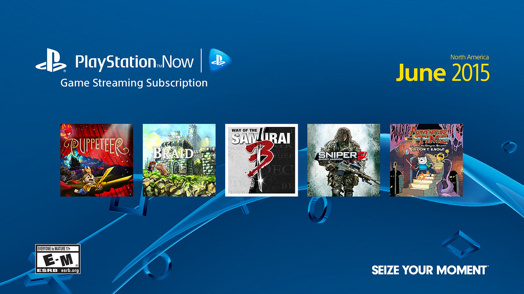 PS Now: June 2015