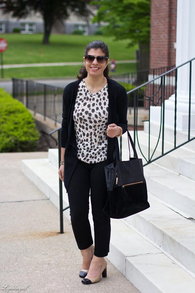 leopard tee, black pants, black cardigan.jpg