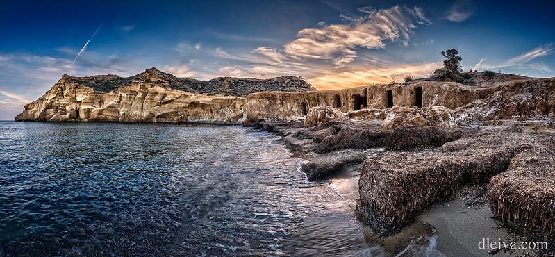 Playa de los Cocedores, Terreros, Pulpí, Almería,