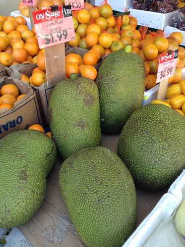 菠萝蜜$1.99/lb