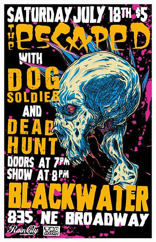 7/18/15 TheEscaped/DogSoldier/DeadHunt