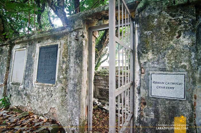 Penang Catholic Cemetery