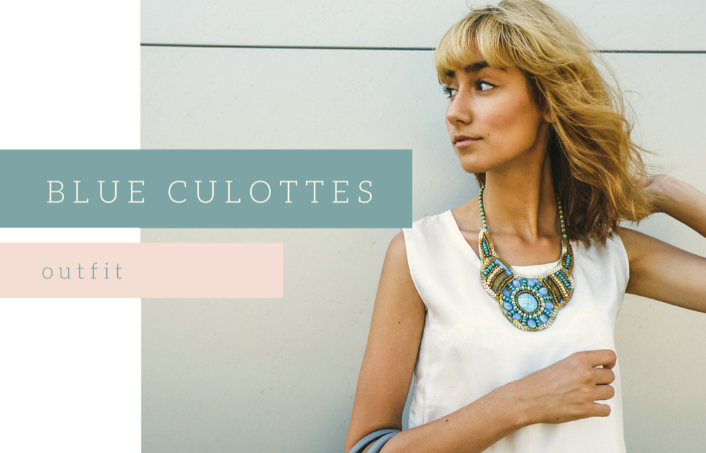 Culottes how to wear