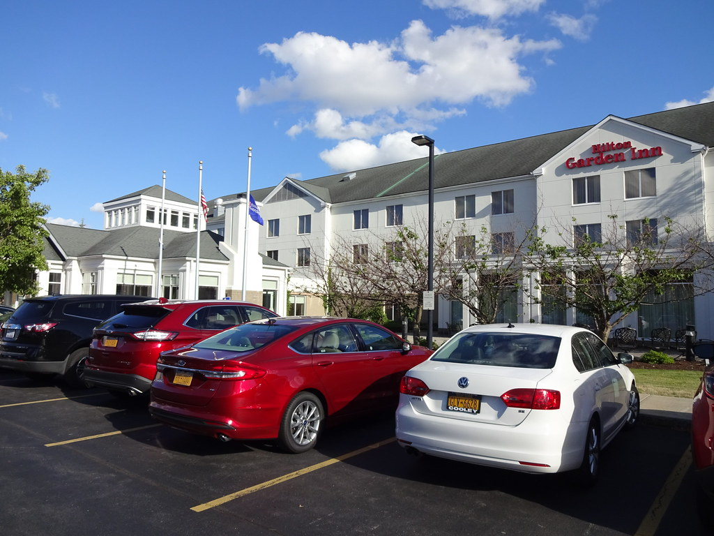 ... Hilton Garden Inn   East Syracuse, NY   By Jaemre288videos