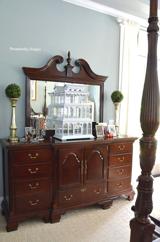 Master Bedroom Dresser-Housepitality Designs