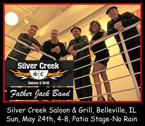 Father Jack Band 5-24-15