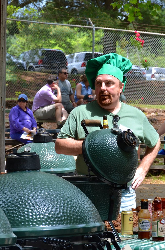 Georgia Mountain Big Green Eggfest 2015