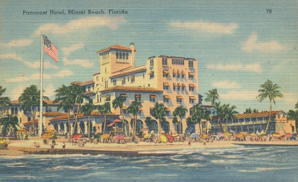 Pancoast Hotel - Miami Beach, Florida