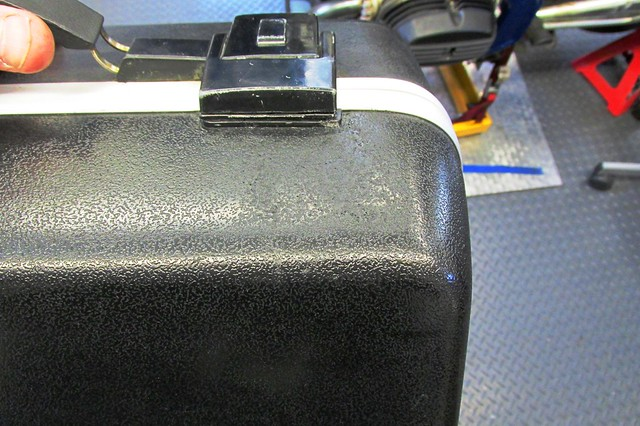 Double Latch Crack Final Repair