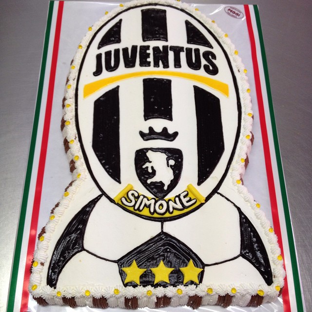Tortadicompleanno Juventus Pastrypassion Cakedesign P Flickr