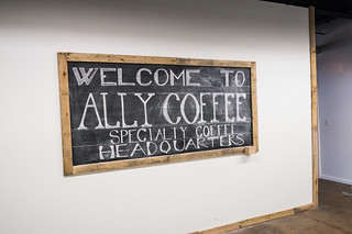 Welcome to Ally Headquarters