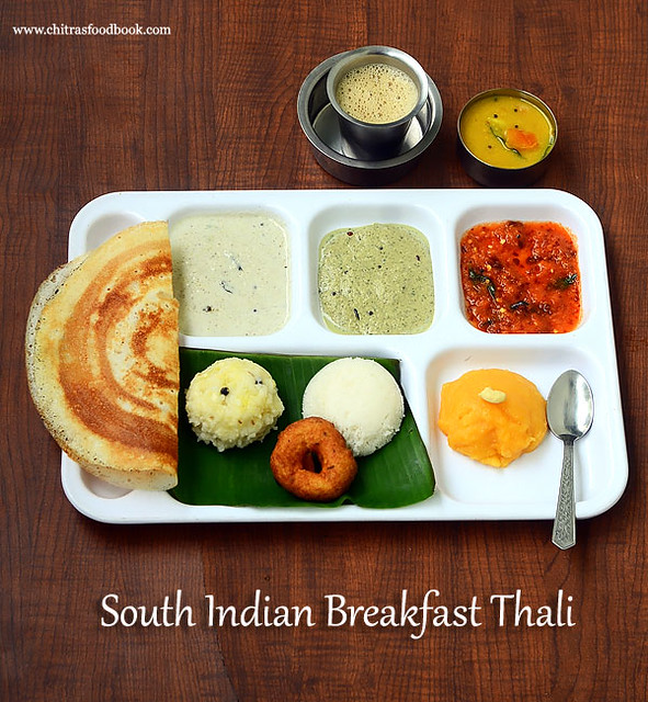 Mini tiffin recipes south indian breakfast thali chitras food book mini tiffin recipes south indian breakfast thali forumfinder Image collections
