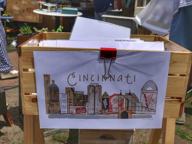 City Flea July