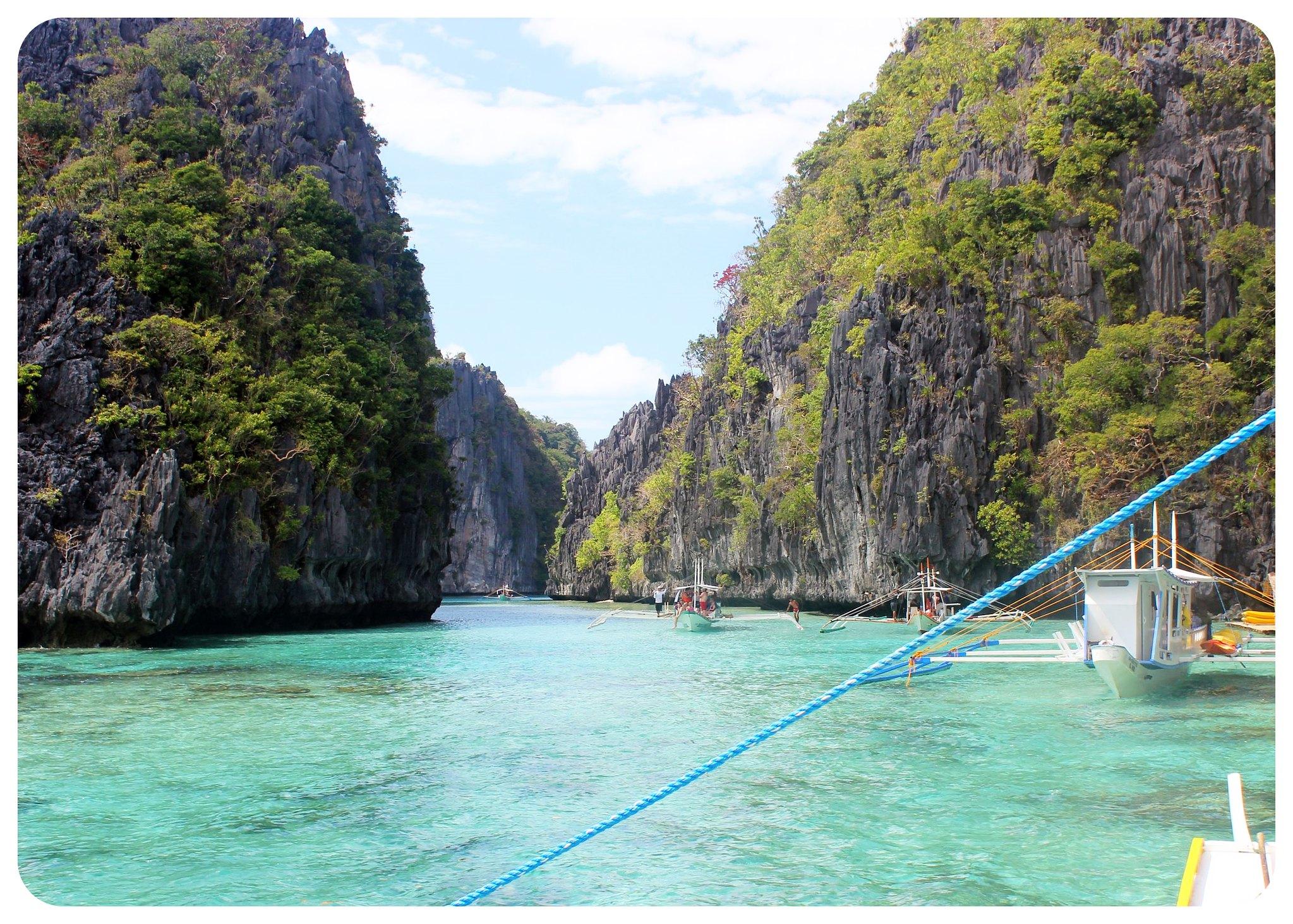bacuit archipelago lagoon philippines