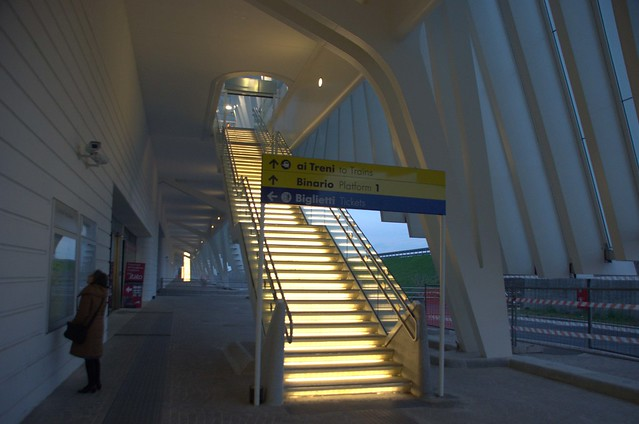 Estação AV Mediopadana
