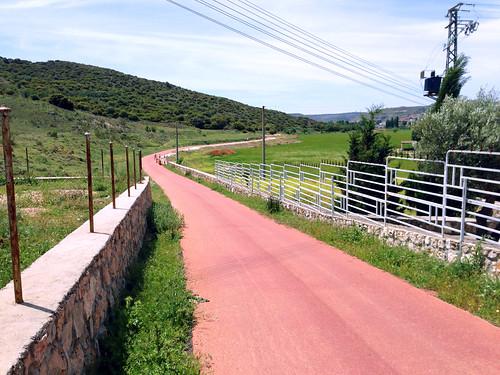 Vía verde llegando a Ambite 2