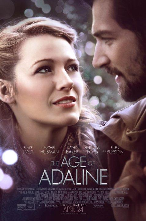 Sắc Đẹp Vĩnh Cửu - The Age Of Adaline 2015 [Phim Tình Cảm]