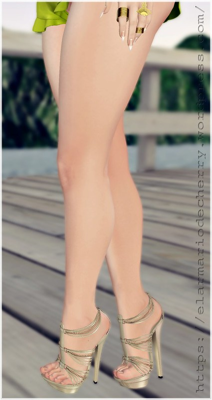Glamistry HYACINTH Heels