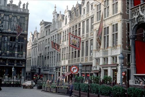 1968 Bruxelles, Grand Place