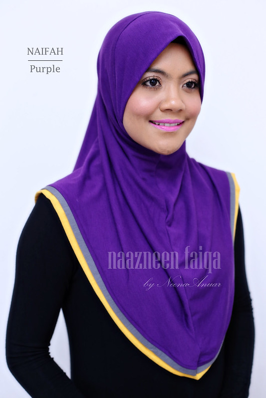 Naifah (Purple)