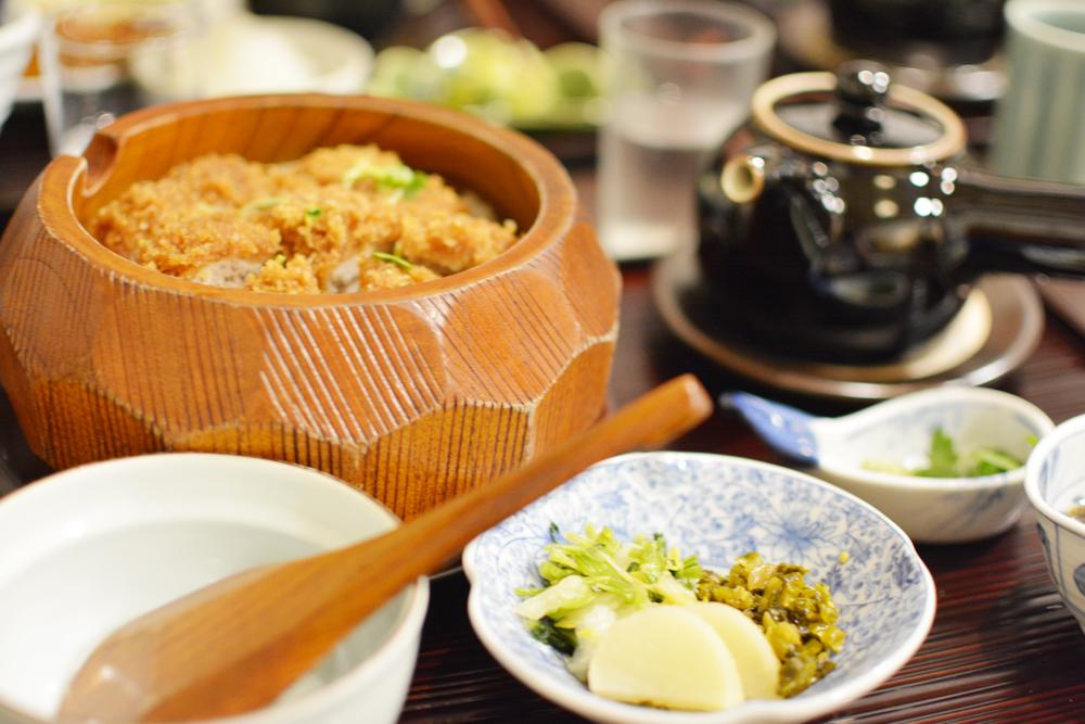 Tonkatsu et Ochanomizu à Maisen