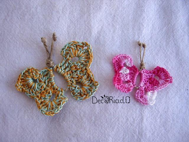 farfalline spago e cotone 4